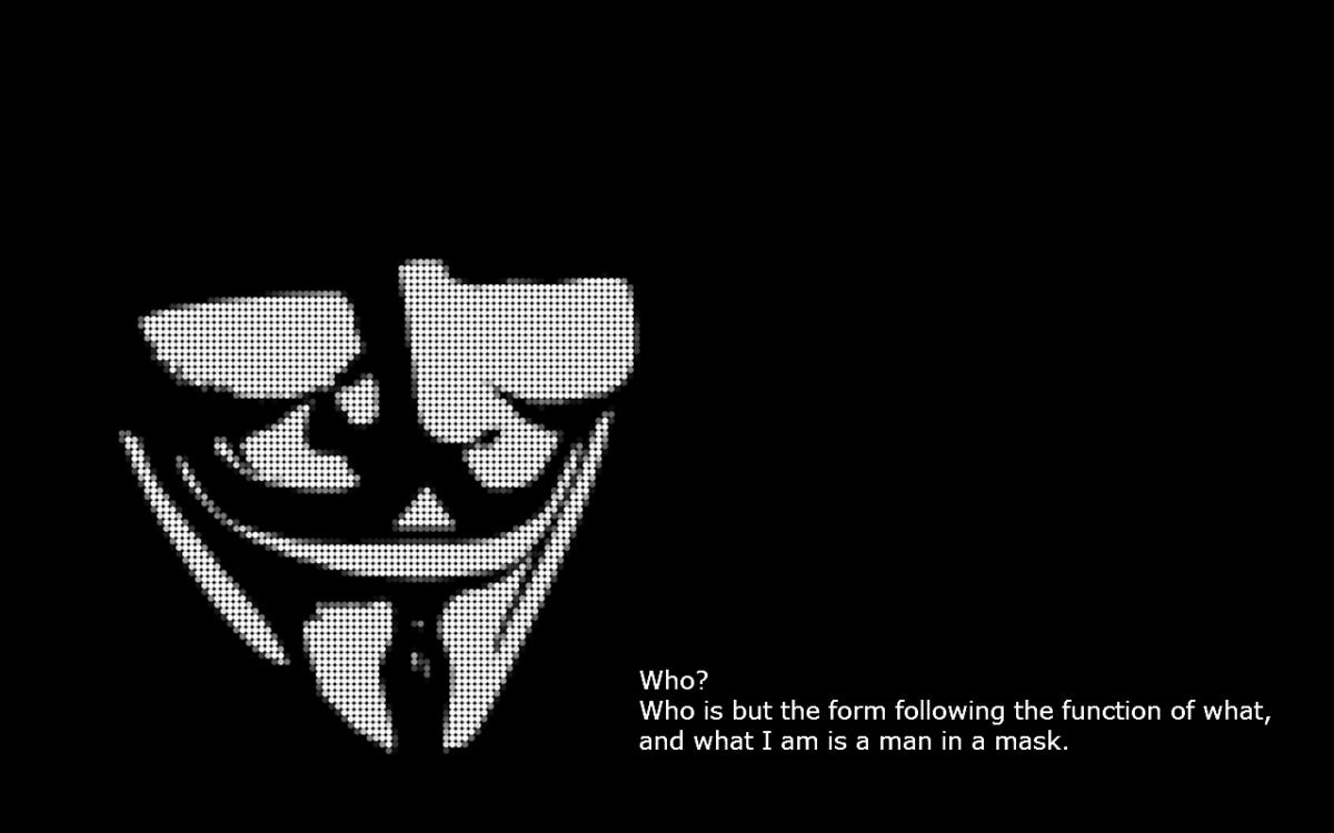 Download V For Vendetta Wallpaper 1920×1080 | Wallpoper #