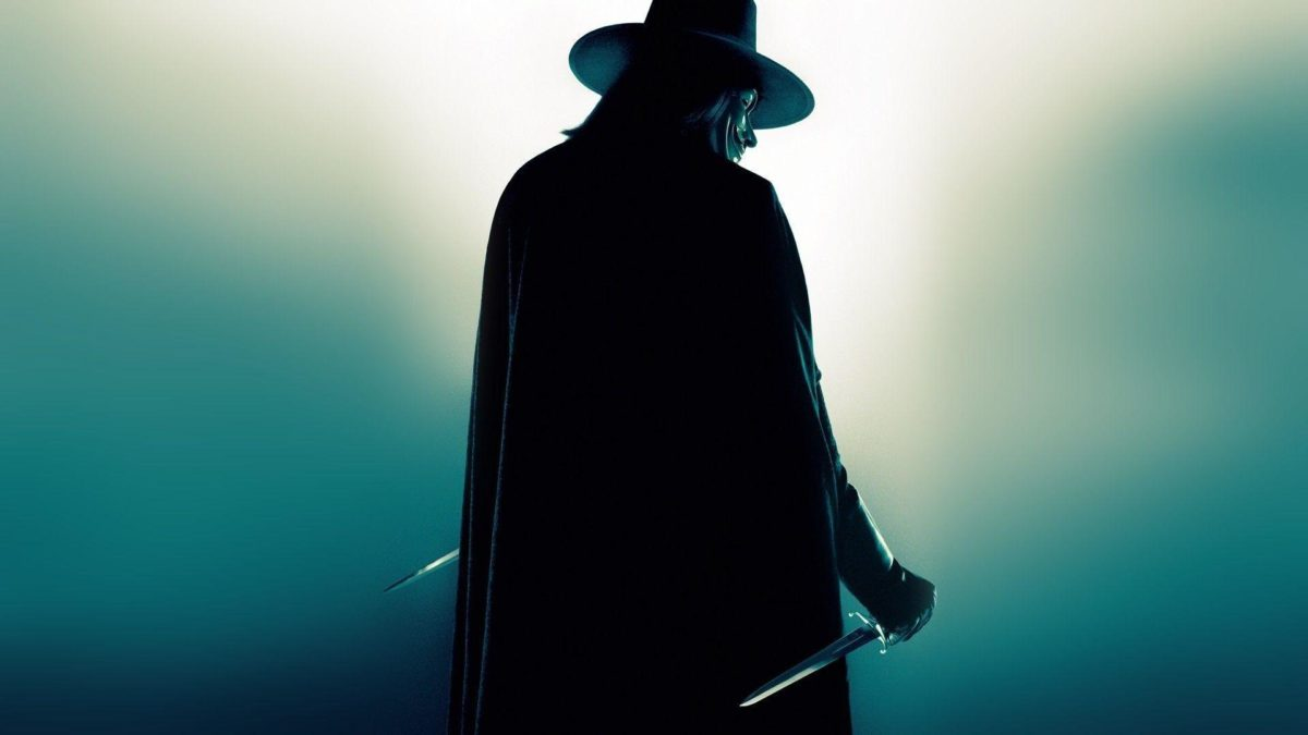 V For Vendetta Wallpaper #