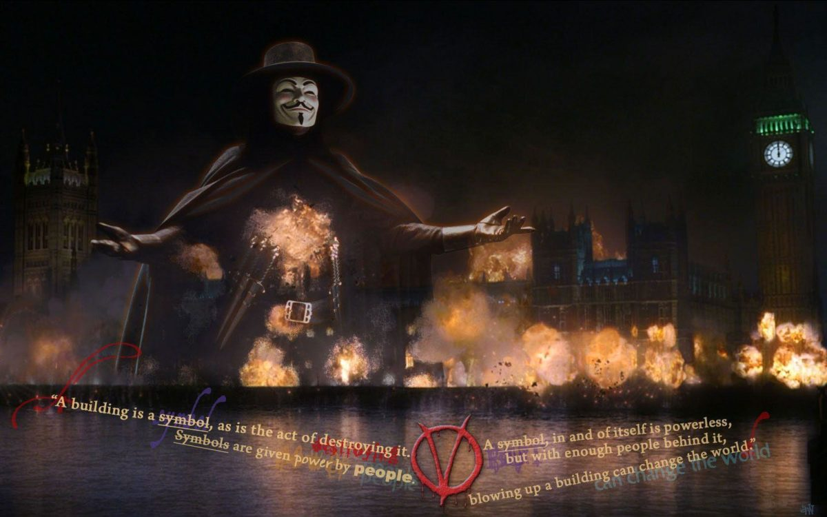 Free Wallpapers – Free v for vendetta wallpapers