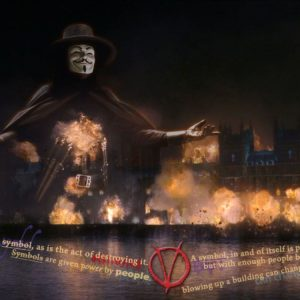 download Free Wallpapers – Free v for vendetta wallpapers