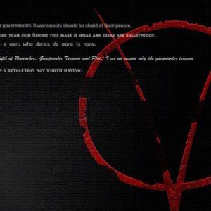download New V for Vendetta background | V for Vendetta wallpapers