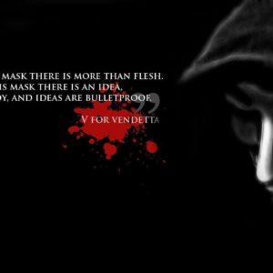 download Images For > V For Vendetta Wallpaper Widescreen