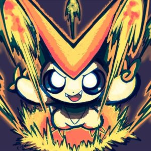 download Victini HD Wallpapers | Backgrounds