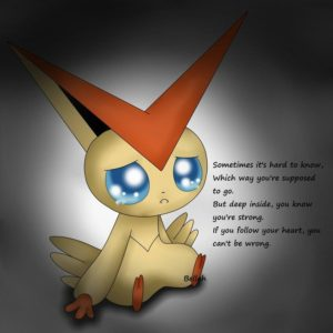 download Sad Victini by Izelyca on DeviantArt
