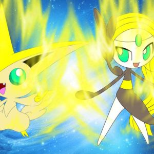 download Super Meloetta and Super Victini wallpaper by RioluLucarioFan9000 on …