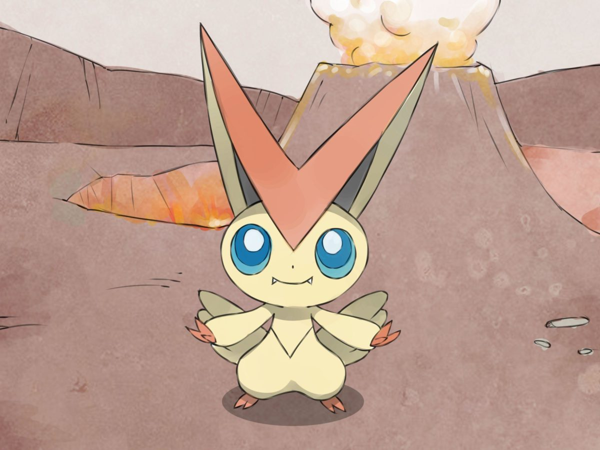 Victini HD Wallpapers