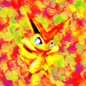 download Victini HD Wallpapers