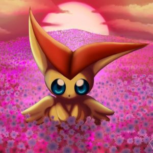 download Victini's Gift by Shaami on DeviantArt