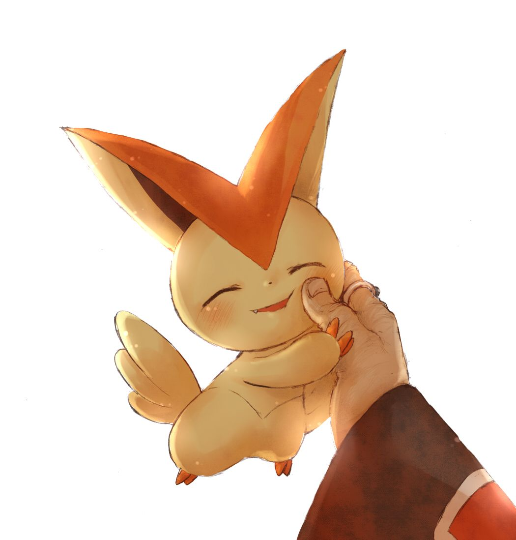 Victini – Pokémon – Zerochan Anime Image Board