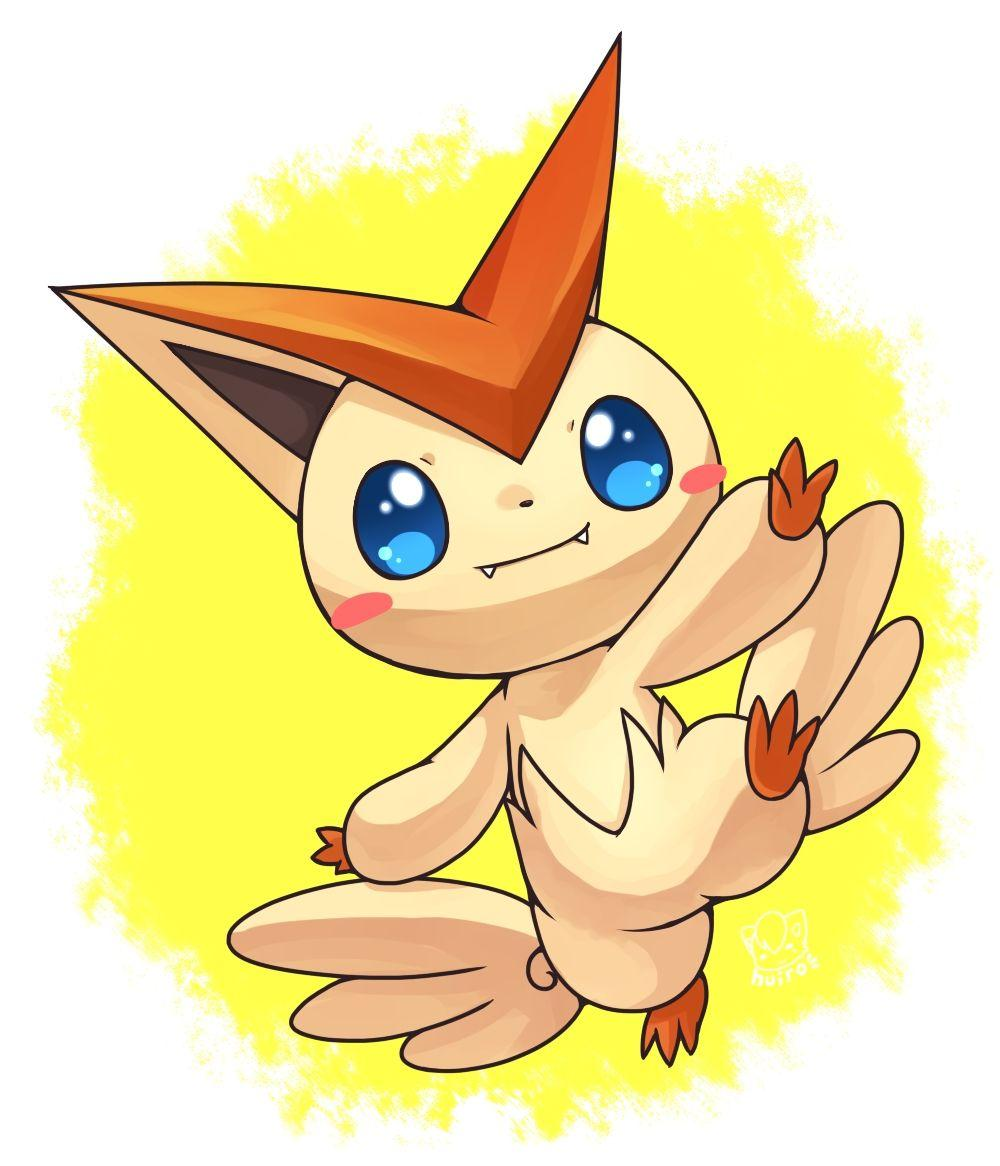 Victini HD Wallpapers | Backgrounds