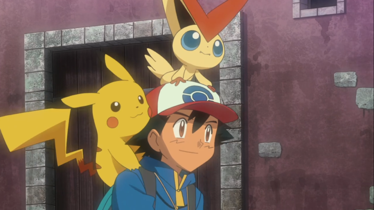 Pokemon Movies Retrospective: Victini and the Black/White Hero …