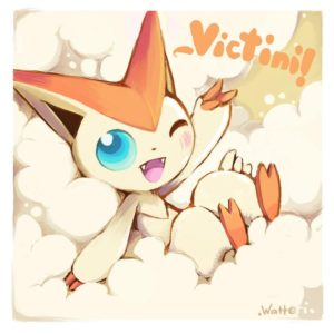 download Victini – Pokémon – Zerochan Anime Image Board