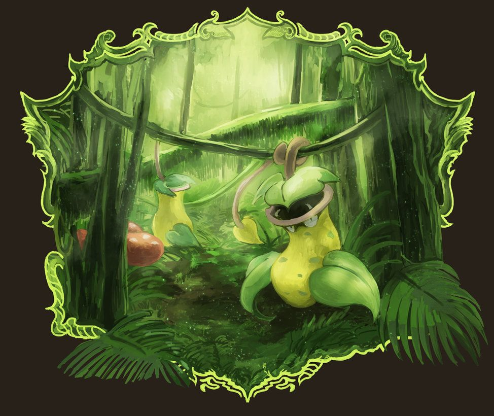 Victreebel by marucoboolo on DeviantArt