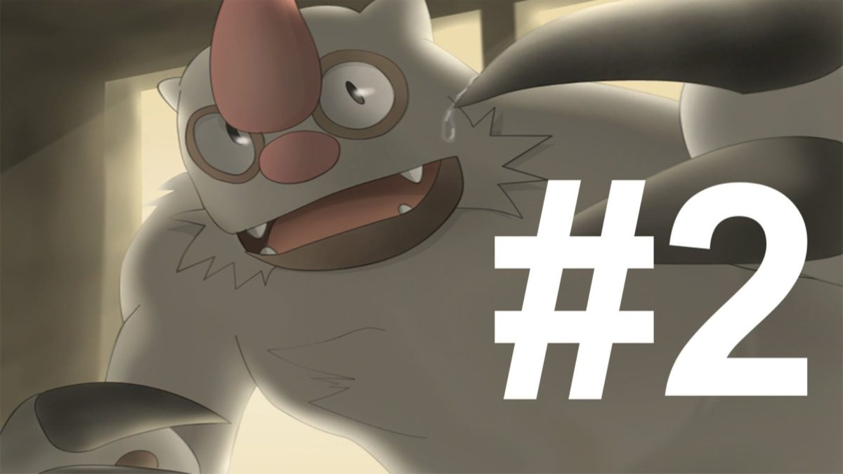 Pokemon X and Y – Vigoroth Strikes Again! – YouTube