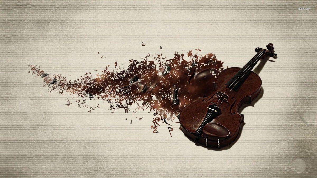 Violin wallpaper – Photography wallpapers – #
