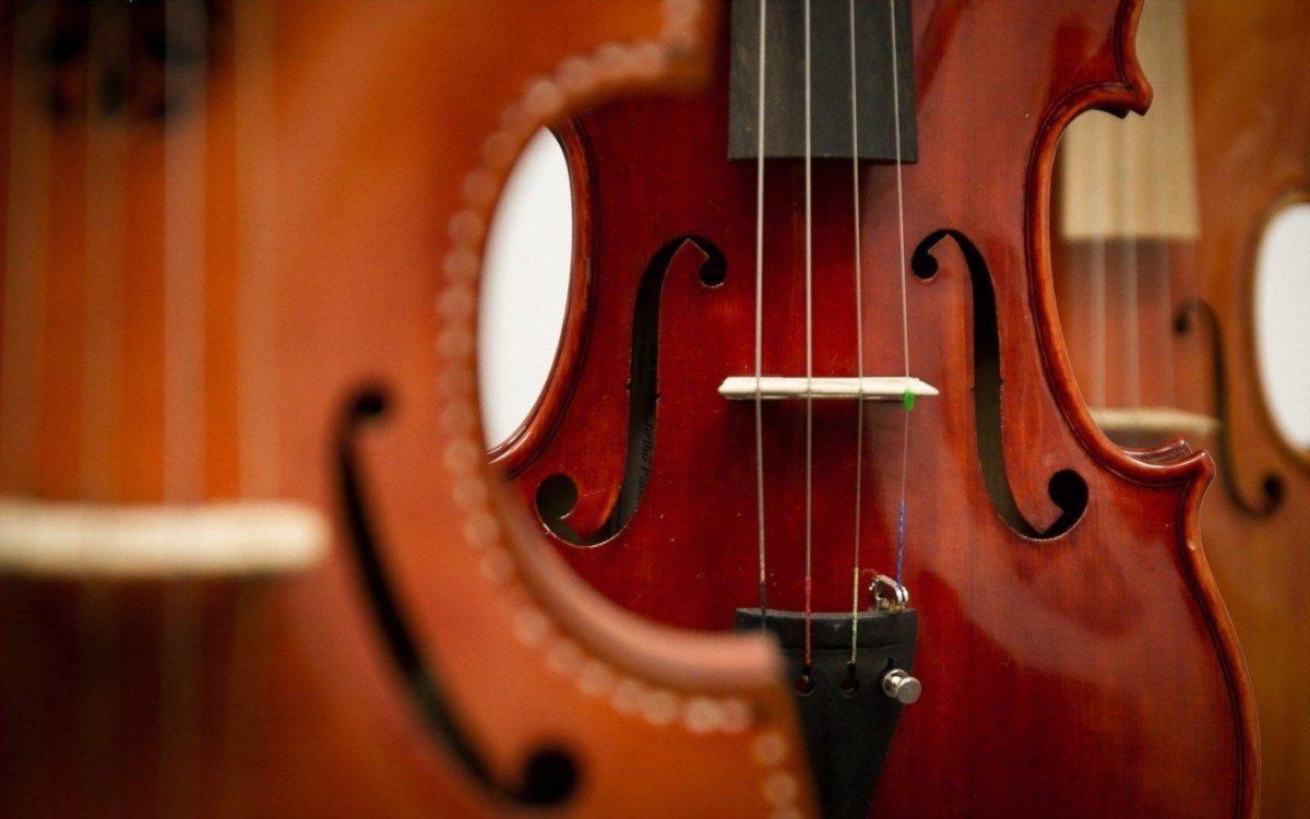 Violin Music HD Wallpaper – ZoomWalls