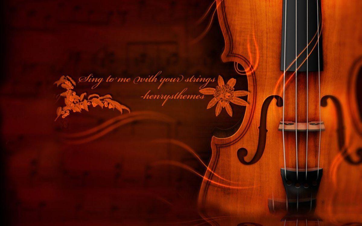 Violin – Music Wallpaper (31870311) – Fanpop