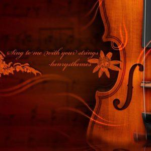 download Violin – Music Wallpaper (31870311) – Fanpop