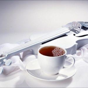 download Coffee and violin Wallpaper | 1440×900 resolution wallpaper …