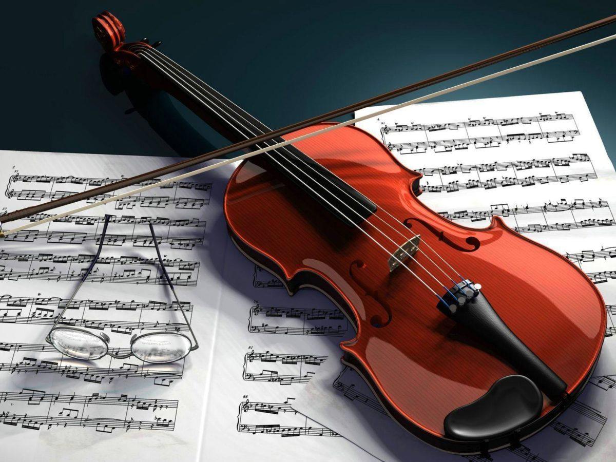 Playing Violin Instrument Wallpaper #6478 Wallpaper | Wallpaper …