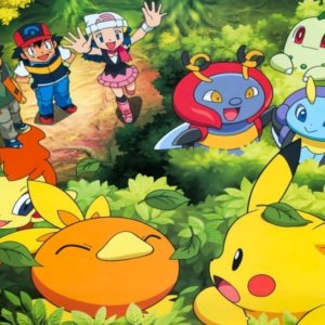 download 30+ Beautiful Pokemon Official Wallpapers HDQ