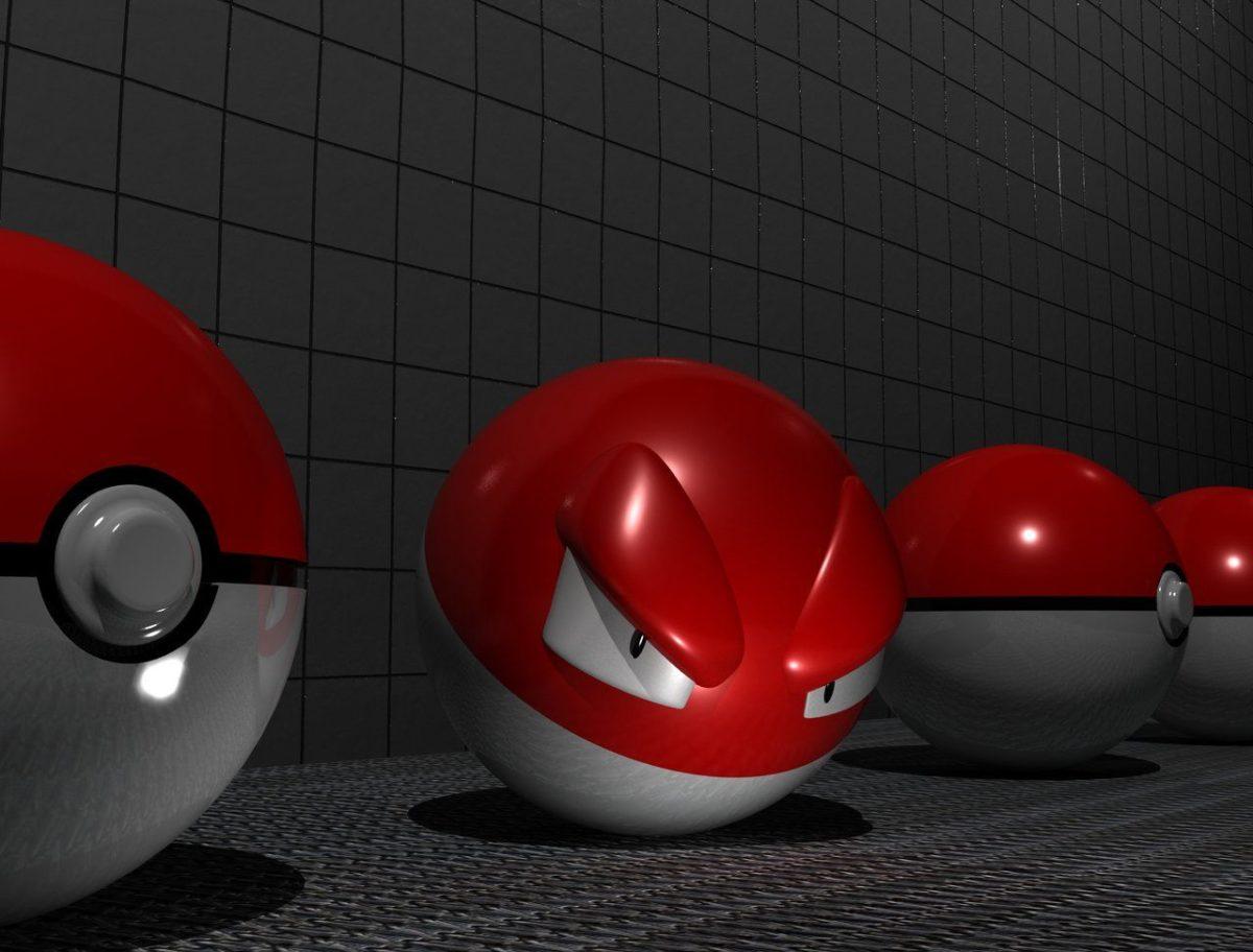 Pokémon by Review: november 2015