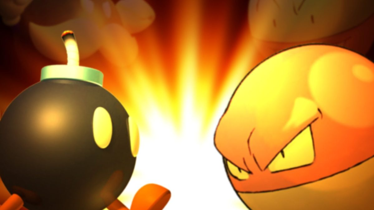 Voltorb vs Bob-Omb – Rap Battle – YouTube