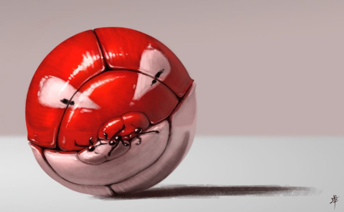 Voltorb by rob-powell on DeviantArt