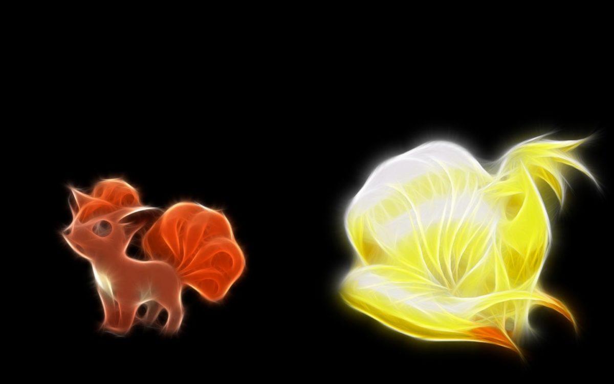 pokemon vulpix ninetails 1440×900 wallpaper High Quality …