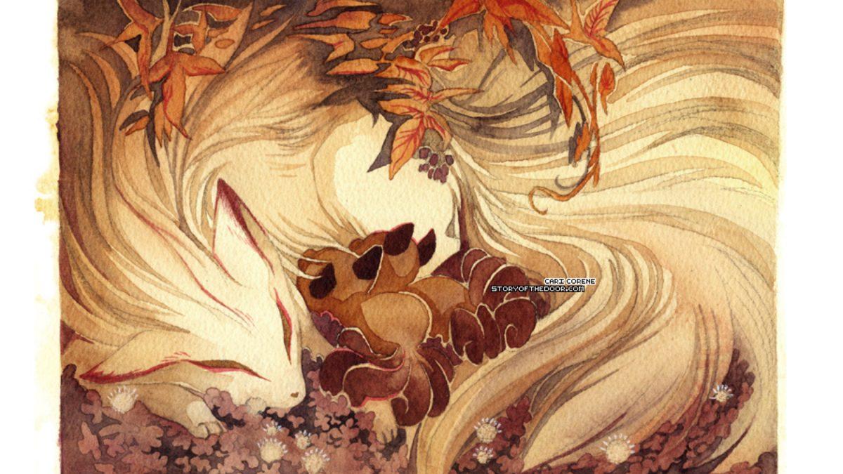 pokemon vulpix ninetails #965589