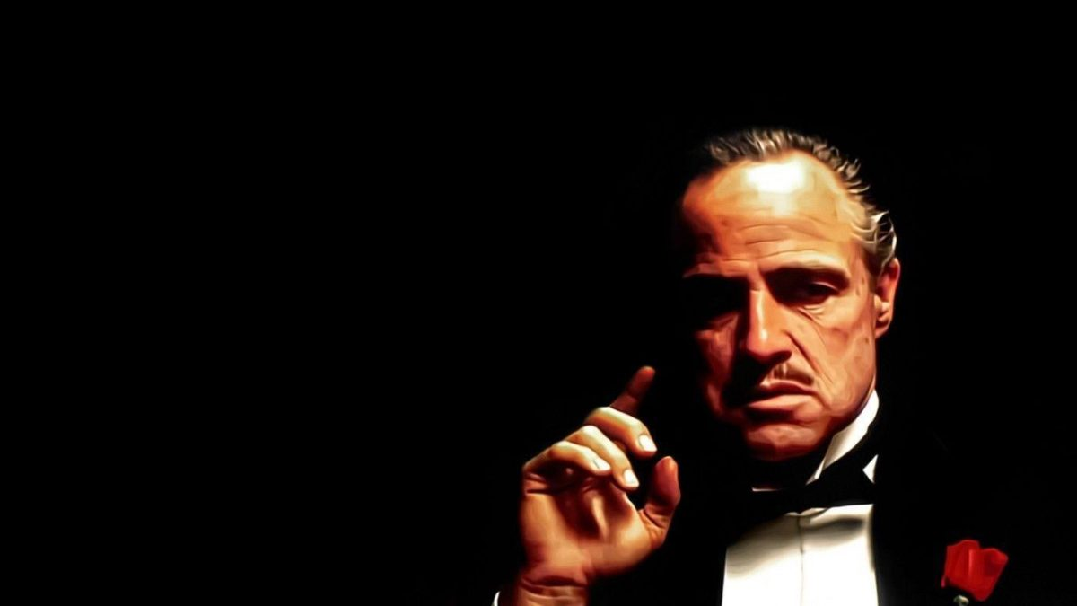 The Godfather Marlon Brando Wallpaper – Music and Movie Wallpapers …