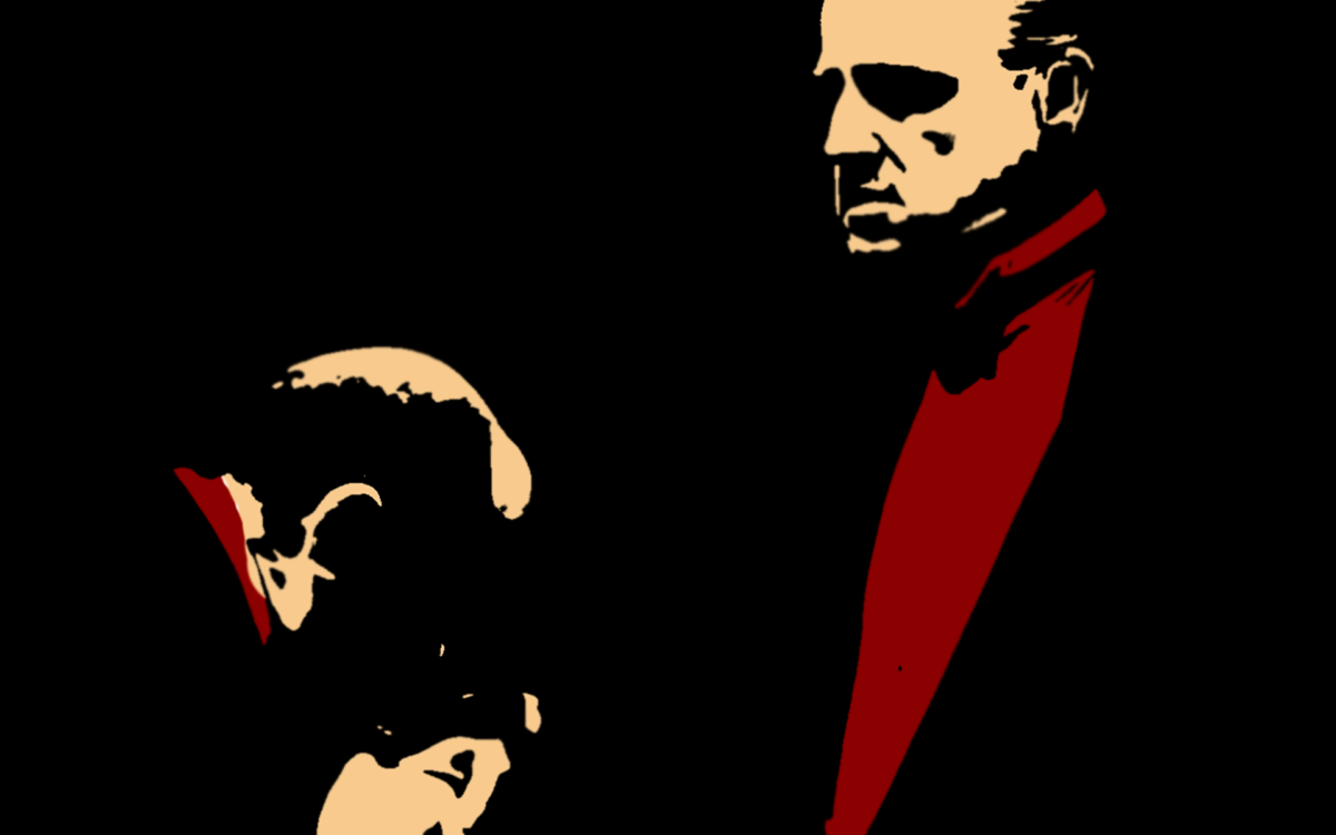 Images For > Godfather Wallpaper