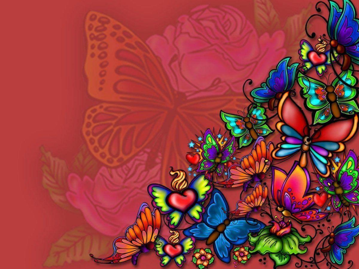 butterflies tattoo – Butterflies Wallpaper (18409603) – Fanpop