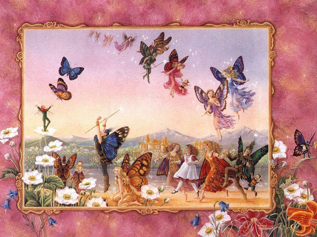 Fairy Butterflies,Wallpaper – Butterflies Wallpaper (7974931) – Fanpop