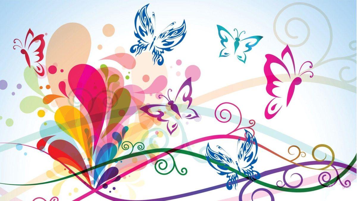 HD Loving Butterflies Wallpaper Download Free / Wallpaper …