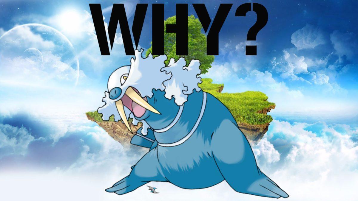 Why Mega Evolve? #88 Walrein – YouTube