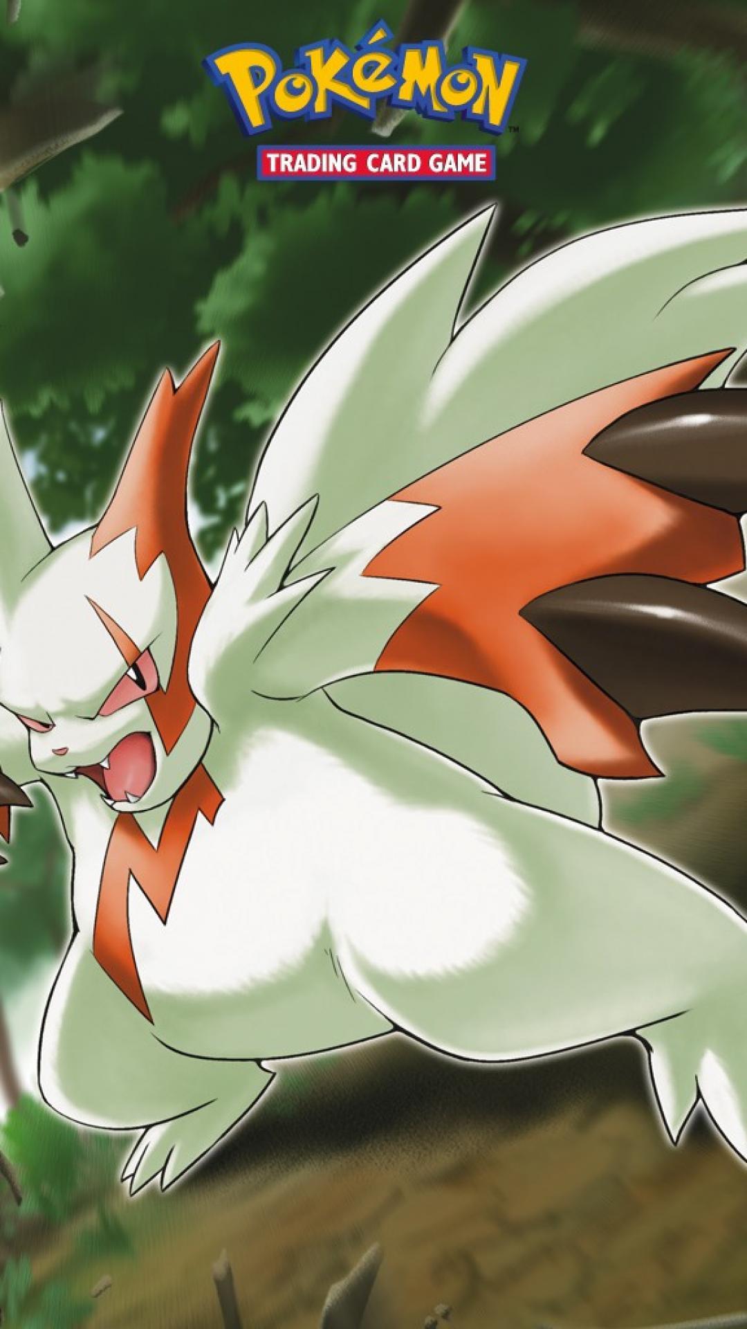 ScreenHeaven: Pokemon Zangoose desktop and mobile background
