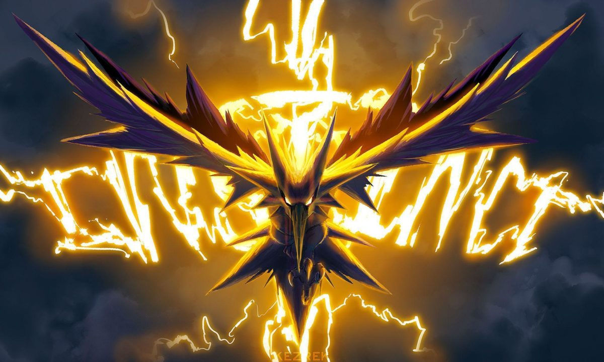 28 Zapdos (Pokémon) HD Wallpapers | Background Images – Wallpaper …