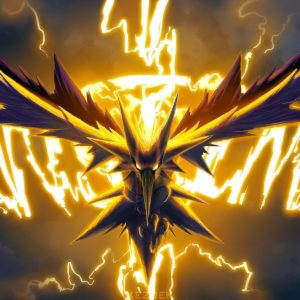 download 28 Zapdos (Pokémon) HD Wallpapers | Background Images – Wallpaper …