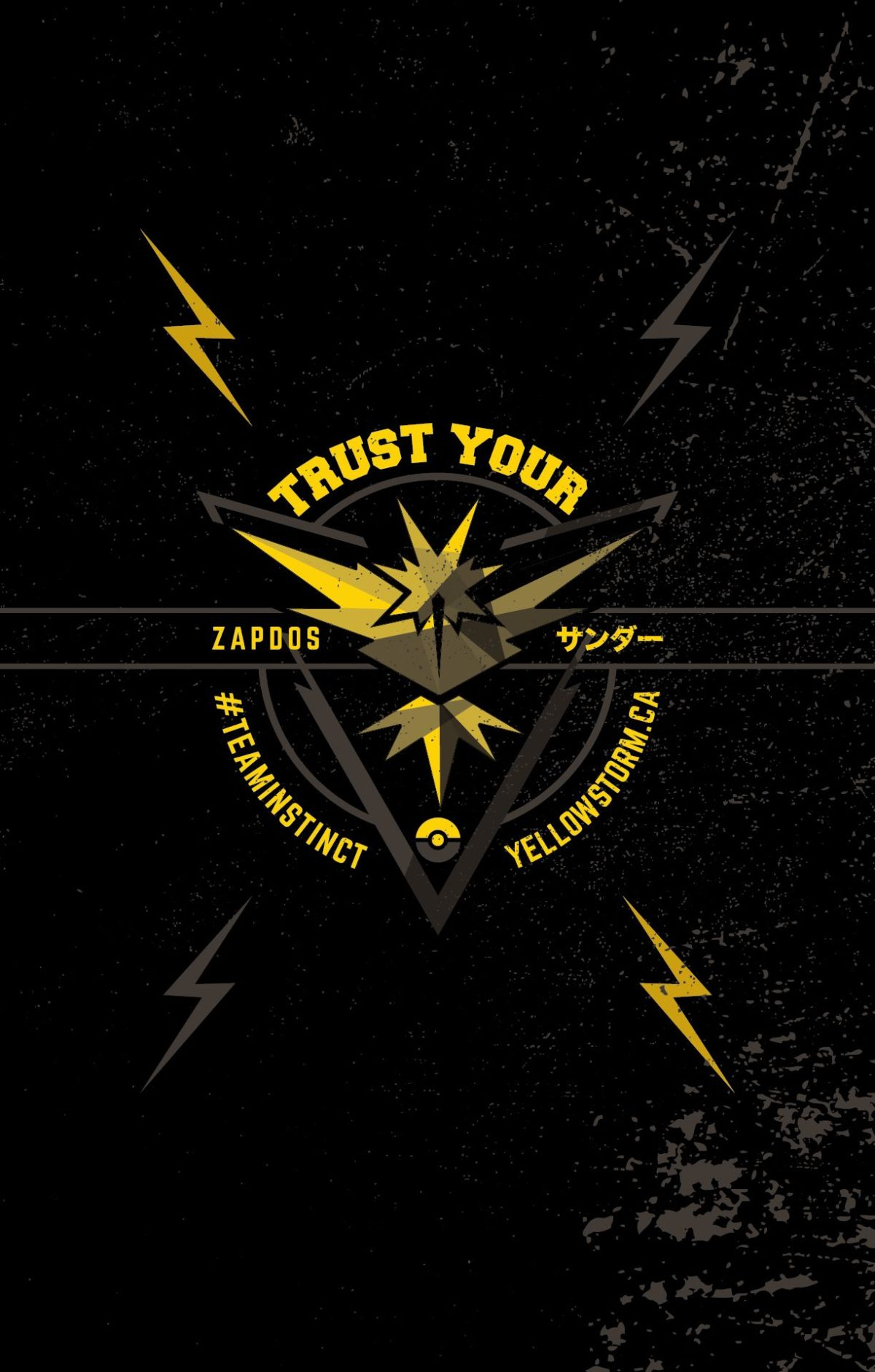 Trust Your Instinct – Phone Lockscreen Wallpaper – Album on Imgur