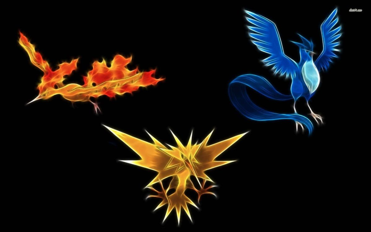 Articuno, Zapdos, Moltres, Pokemon HD Wallpapers / Desktop and …