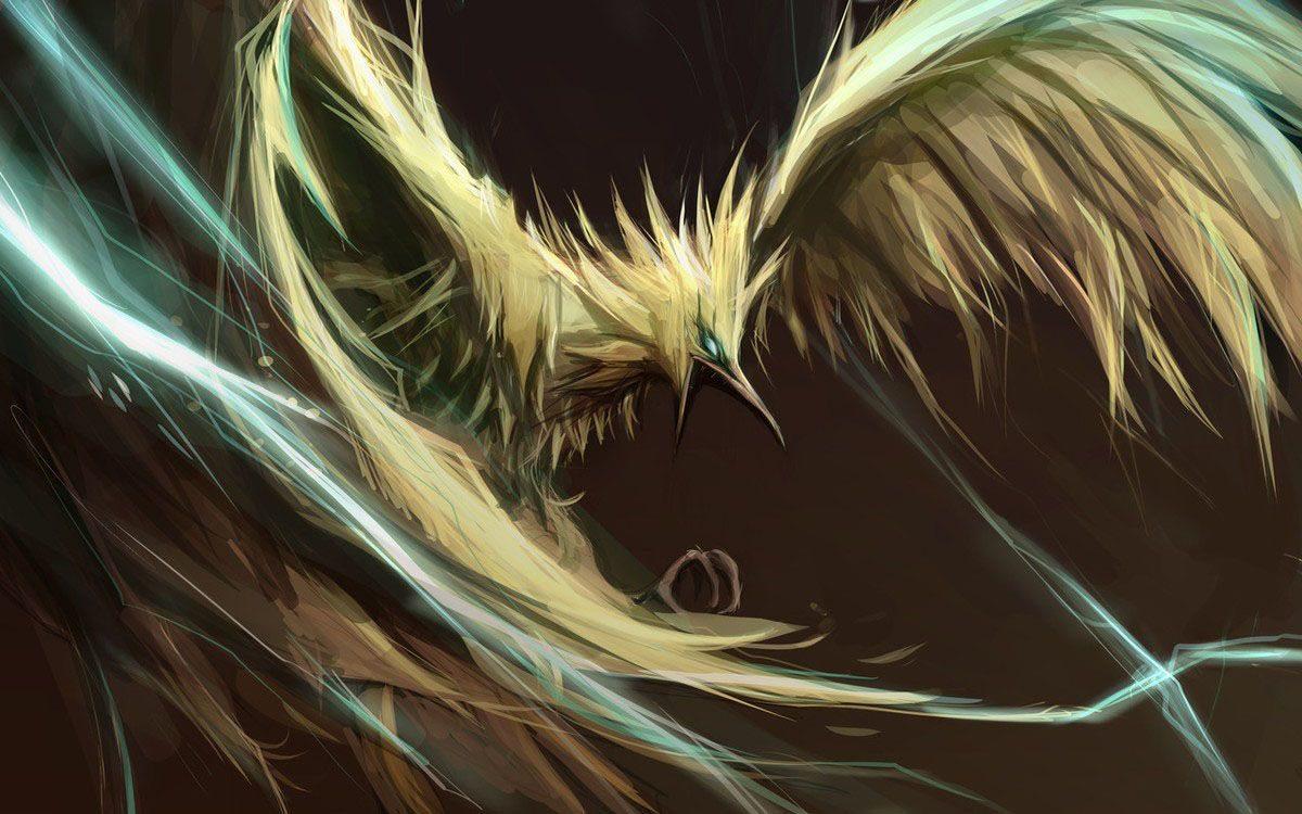 Zapdos Pokemon Go Art Wallpaper HD | Rpg Steampunk | Pinterest …