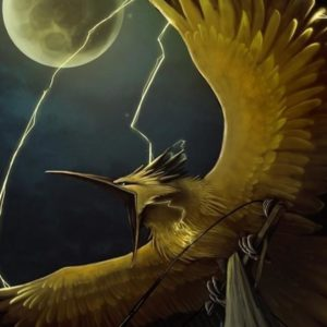 download Deviantart electricity digital art artwork zapdos legendary …