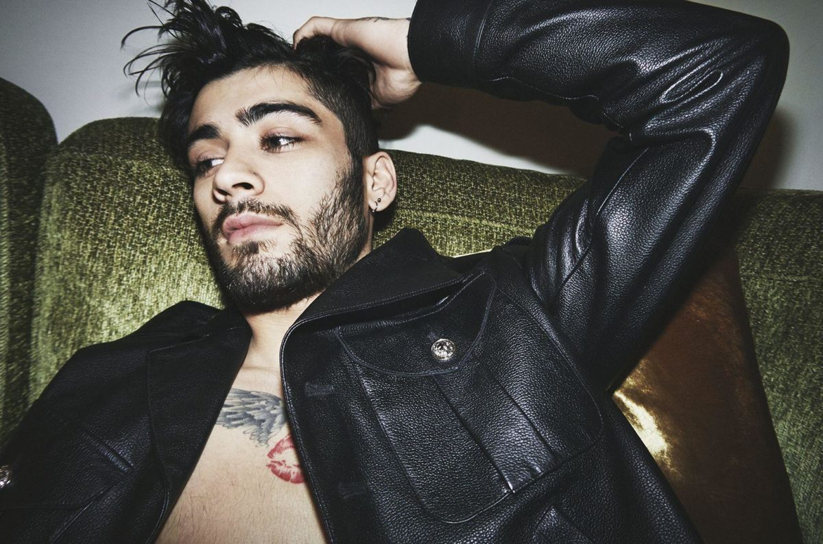 Check Out Gigi Hadid's Intimate Photos of Zayn Malik for the …