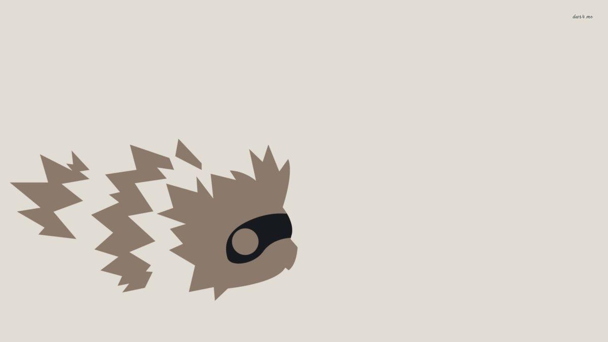 Zigzagoon – Pokemon – WallDevil