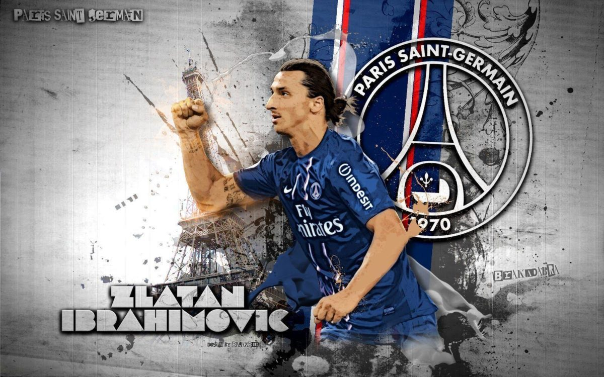 Zlatan Ibrahimovic Football Wallpaper, Backgrounds and Picture.