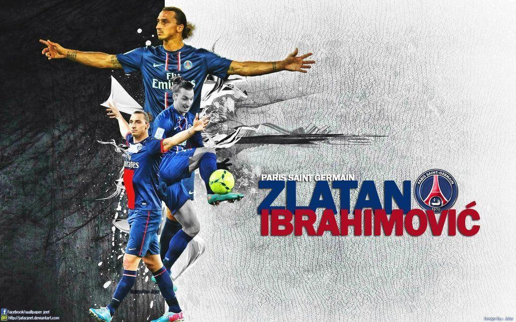 Zlatan Ibrahimovic wallpaper by jafarjeef on DeviantArt