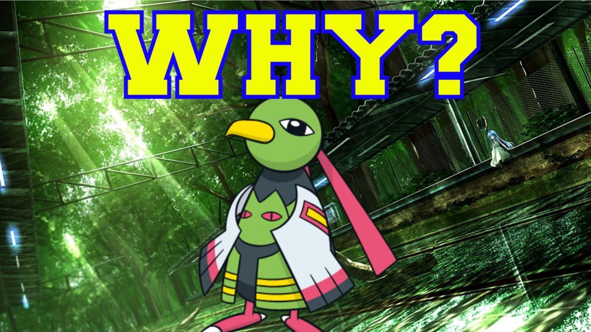 Why Mega Evolve? #161 Xatu – YouTube