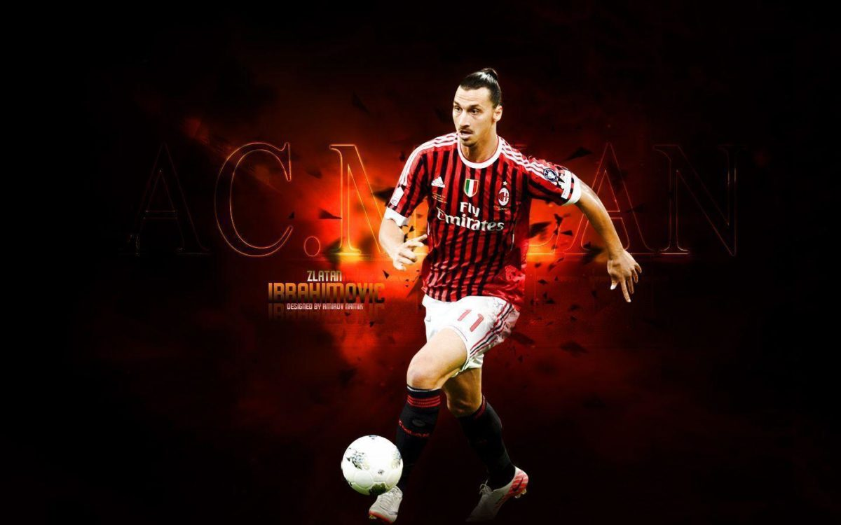 Zlatan Ibrahimovic Wallpaper 39120 in Football – Telusers.