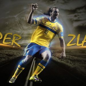download Zlatan Ibrahimovic 2014 Sweden Wallpaper Wide or HD | Male …